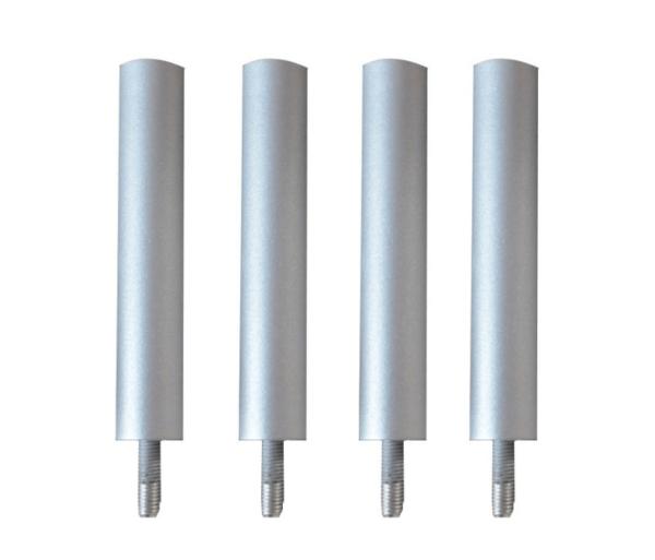 Quardspire, columns