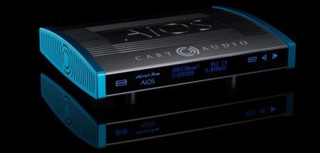 AIOS стриммер Cary Audio