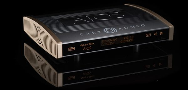 AIOS стриммер Cary Audio