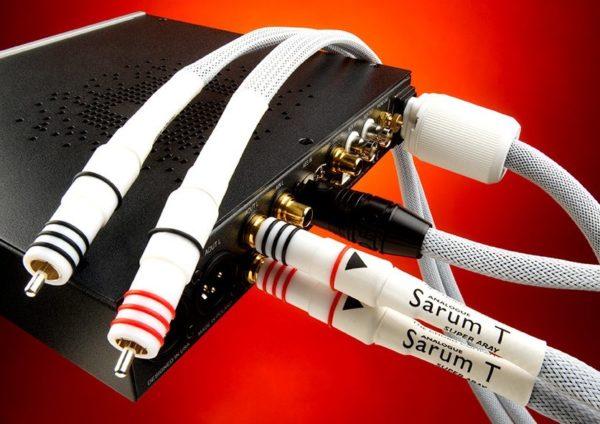 Изображение кабеля Sarum T Analogue RCA