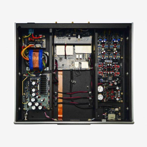 DMS-700 inside